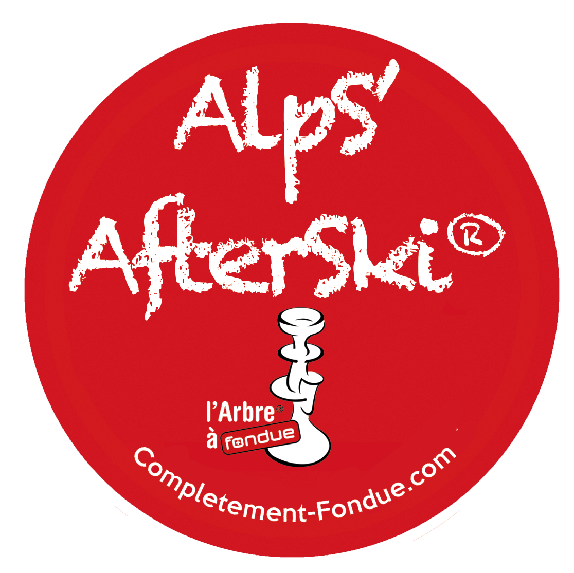 Badge Alps' Afterski